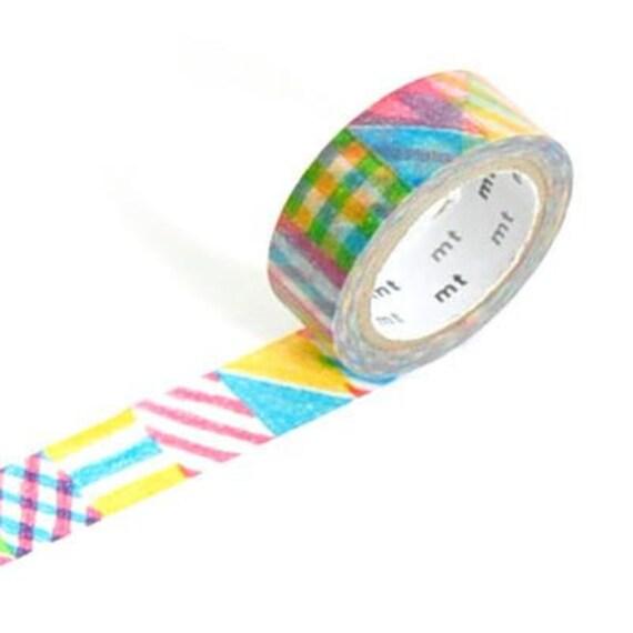 mt Masking Tape / Limited Edition Osaka / Crayon