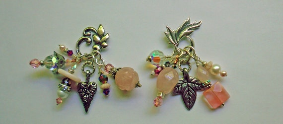 Sets of two Pull Charms for your Blythe doll, made to order just for YOU