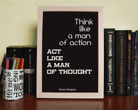 Think Like A Man Book Quotes: Philosophy Quotes