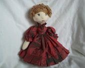 Laura, a victorian doll