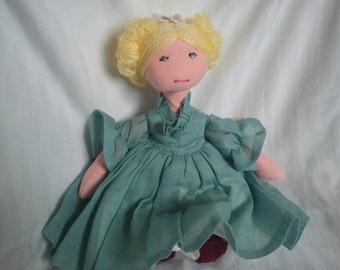 soft victorian doll