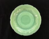 Jadeite Plate