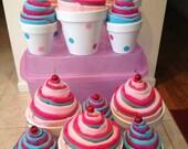 Material Cupcakes