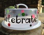 Celebrate Cake Carrier