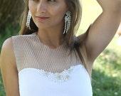 Sweet Heart Reception Wedding dress