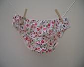 Handmade Liberty tana lawn cotton knickers panties, made to order