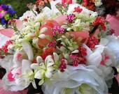 Bridal bouquet - Romantic series
