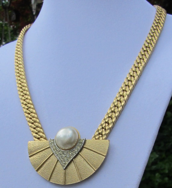 Vintage Jewelry Clearance ParkLane Pearl Necklace - CLEARANCE