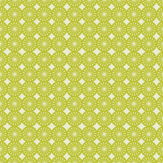 Blend Fabrics Wedge Geo Green-1 Yard