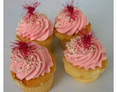 Sparkle Cupcake Toppers or Appetizer Picks