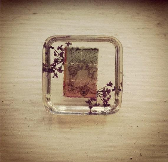 Gratefuldead blotter art pin