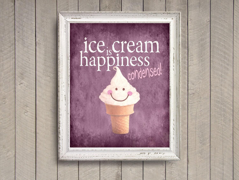 Quote On Ice Cream