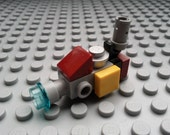 camera droid - a miniature sculpture or just a microbuild Lego toy
