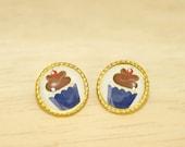 Cupcakes Earring Moos14