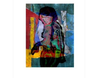 Study 7 - Limited Edition Pigment Print