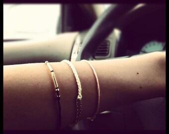 Morse Code friendship Bracelets (Set of 3) BFF Best Friends Forever (customized) Best Friends Bracelets. Personalized Bracelet. cute jewelry