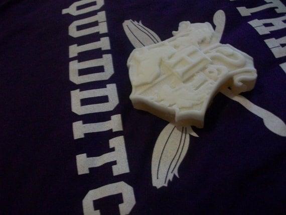 Hogwarts Crest Butterbeer Soap