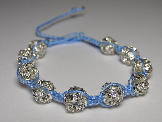 Bling Rhinestone Bracelet