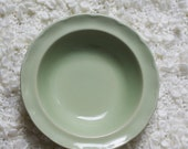 Grindley sage green bowl