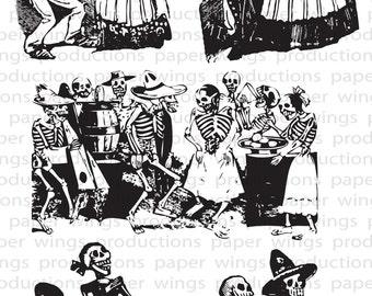Skeleton Couples