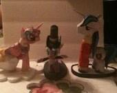 My Little Pony Royal Wedding Princess Cadence and Shining Armour Papercraft Set
