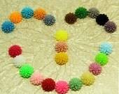 12/Mini Sized Chrysanthemums/17mm/24Colors/You Choose the Colors/Reg Mail Shippments/Perfect
