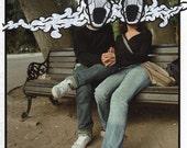 Alex Diamond: Forbidden Love 3 (Magazine Drawing 047/12)
