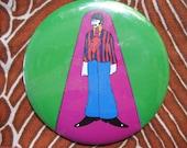 Authentic Vintage Ringo Starr Beatles Yellow Submarine Pin