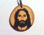 Jesus Pendant Necklace