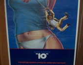 "Original Movie Poster ""10"" - 1979"