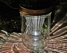 Hand Made Mason jar Wide Mouth Solar Lids - Two  Pieces - Fits All Wide Mouth Mason Jars