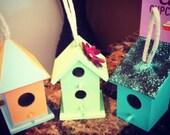 Creative Birdhouses.