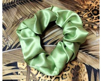 Lime Green eScrunchie