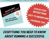 Facebook Ad Guide For Etsy Shop Owners