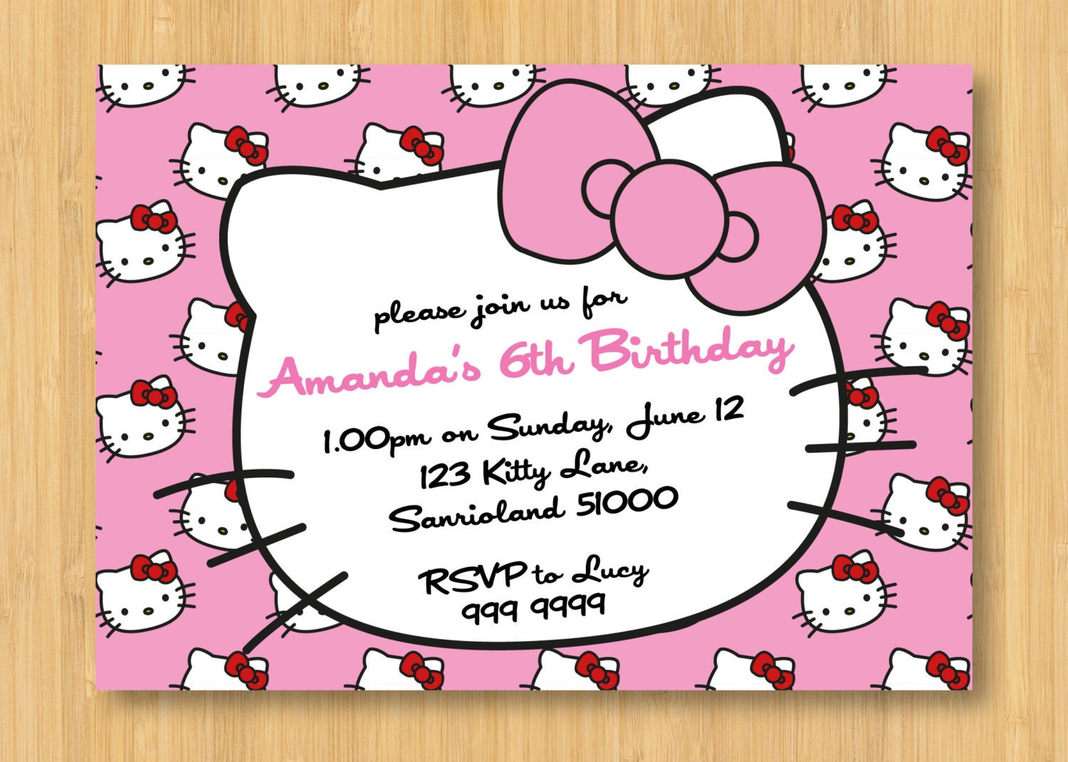 1St Birthday Invitation Layout for awesome invitation layout