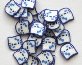Polymer Clay Hello Kitty Fimo (Slices ) ( 005 ) Thin Sliced