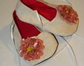 Baby Doll Ballerina Shoes