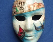 Venitian masks of Clisson