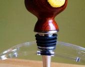 Low Knob Cocobolo Bottle Stopper