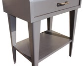 """Bedside table """"Origami""""- SOLD"""