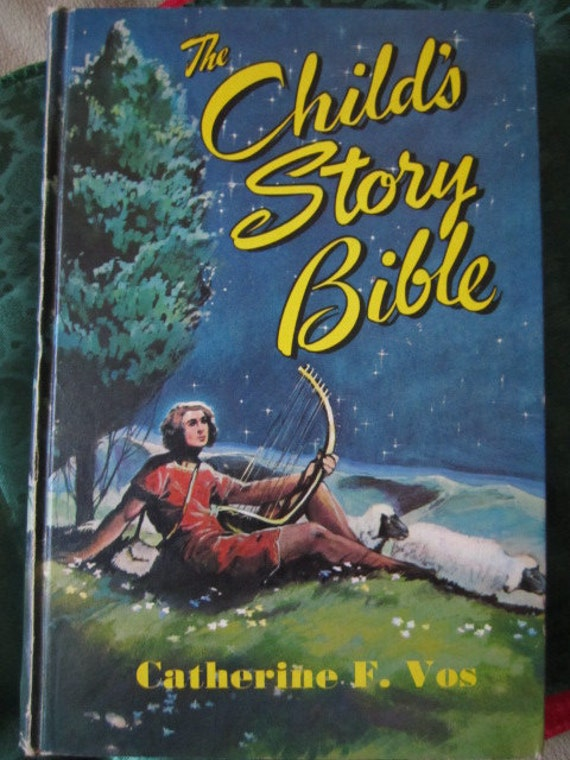 the child's story bible by catherine f vos