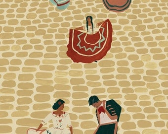 Mexican wedding giclee print