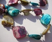 Colorful Shell Necklace