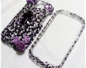DOWN PAYMENT - design your own custom rhinestones & pearls decoden case