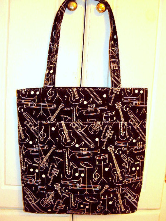 Musical Instrument Tote