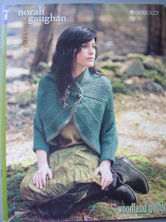 RESERVED FOR ULRIKE Norah Gaughan Collection Volume 3  Woodland Gothic by Berroco