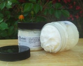 6 Samples Goats Milk Cream Shea Butter Hands Body Face 0.5 oz
