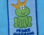 Blue Dog Clothes Prince Charming