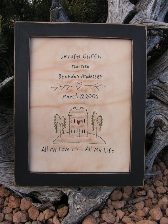Wedding Gift For Mom Getting Remarried : ... , bridal shower, Christmas, wedding gift, marriage, parents on Etsy