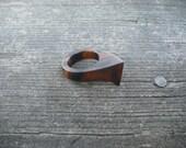 Reserved for Michele Garrett Laster -Desert Ironwood Ring Size 9 (C)